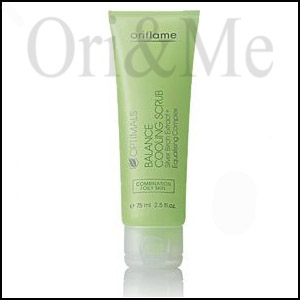 Optimals Balance Cooling Scrub