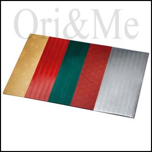 Decorative Gift  Wrapping Papers Set