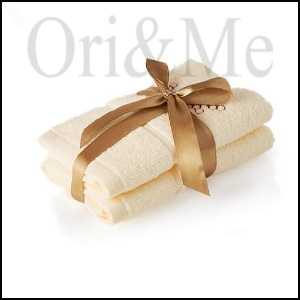 Milk & Honey Face Towel Set