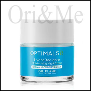 Optimals Hydra Radiance Night Cream