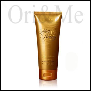 Milk & Honey Gold Nourishing Hand Scrub