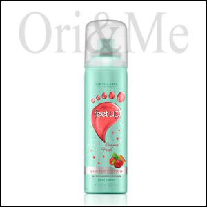 Feet Up Summer Ll 2017 Foot Spray