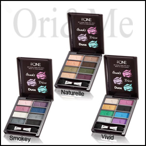 THE ONE Express Eye Palette