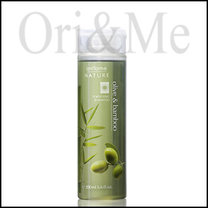 Olive & Bamboo Fortifying Shampoo