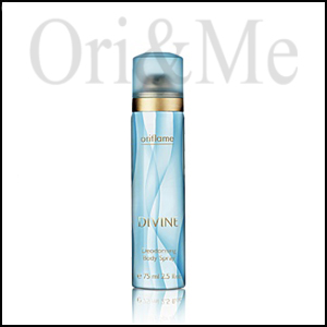 Divine Deodorising Body Spray