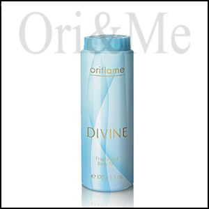 Divine Fragranced Body Talc