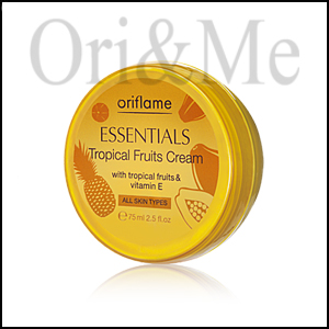 Essentials Tropical Fruits Cream