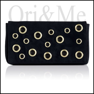 Eyelet Pouch