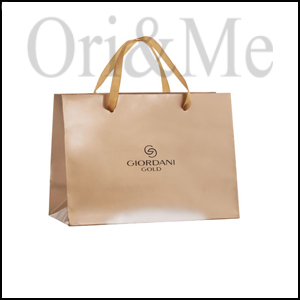 Giordani Gold Gift Bag