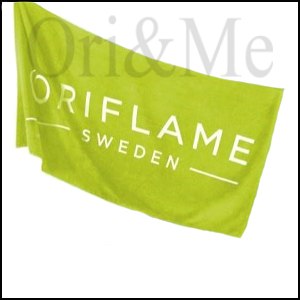 Oriflame Beach Towel