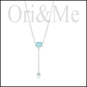 Necklace with Chain Pendant