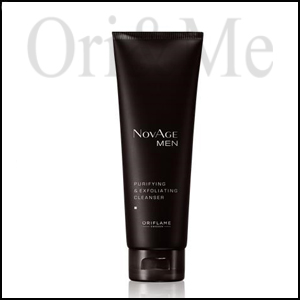 Novage Men Purifying & Exfoliating Cleanser