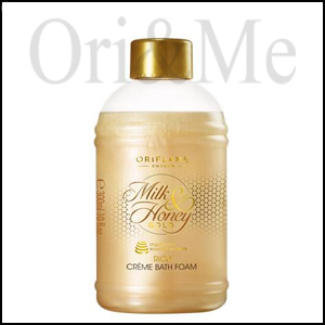 Milk& Honey Gold Rich Crème Bath Foam