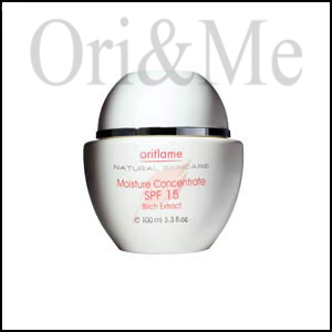 Moisture Concentrate SPF 15