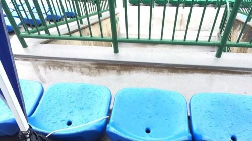 雨の豊橋市民球場20150722