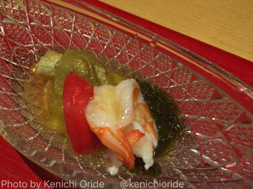 名古屋市千種区「賛否両論」の料理