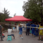 All China Orienteering Championships 2013 in Guizhou Province - Micro Orienteering Race-min