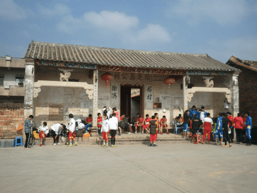 Orienteering is a popular sport in China.