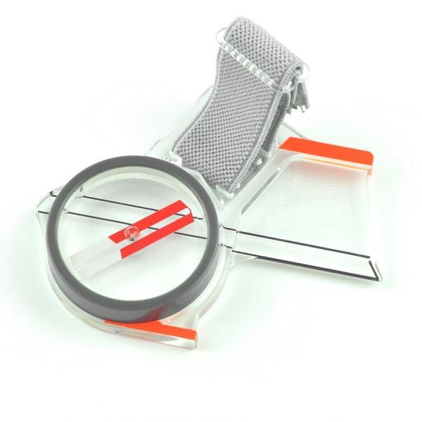 Str8 Evo orienteering compass