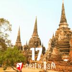 Advent calendar 2020: 17. Ayutthaya, Thailand