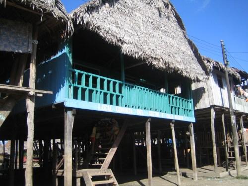 Nuestro lugar de trabajo Local comunal de Belen