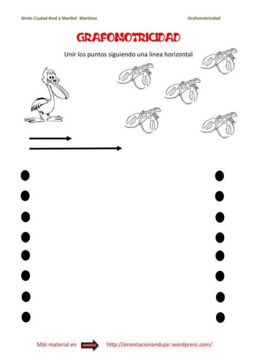 orientacion andujar grafomotricidad horizontal 4