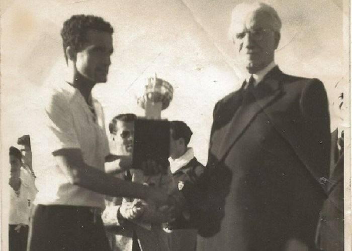 Campeões 1952/1953