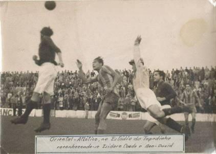 Atlético vs Oriental - Tapadinha - Isidoro Conde e Ben-David 2