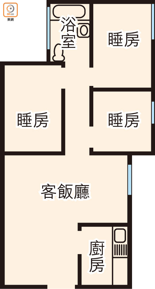 置熱話題:老牌居屋 上車平靚正 - 東方日報