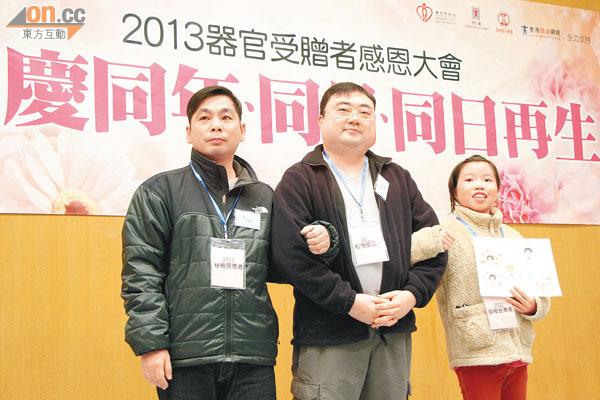 去年器官移植救201人破紀錄 - 東方日報