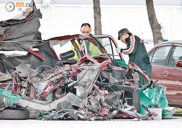 探射燈:一車六屍 家屬抱憾 醉駕不減反增 - 東方日報