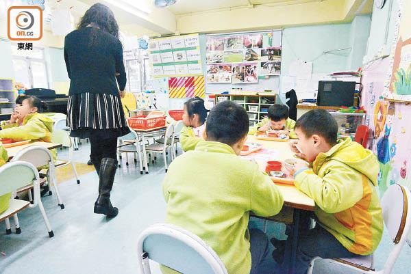 幼園雜費年索逾7000元 - 東方日報