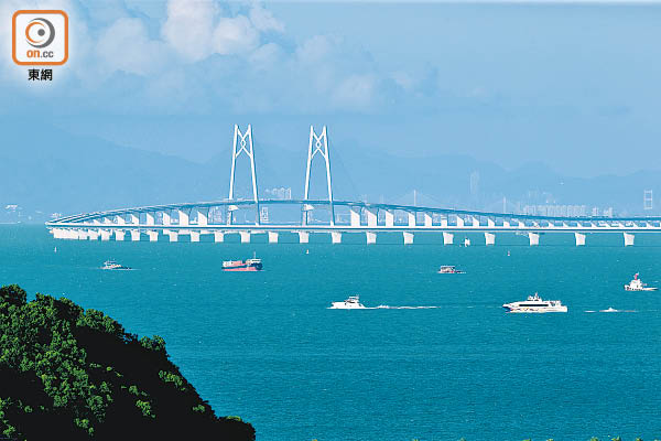港珠澳大橋 未擬推粵港自駕遊 - 東方日報