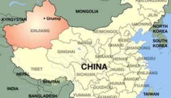 Fake News Reports About China Muslims Exposed As US Infowar - Us map in chinese