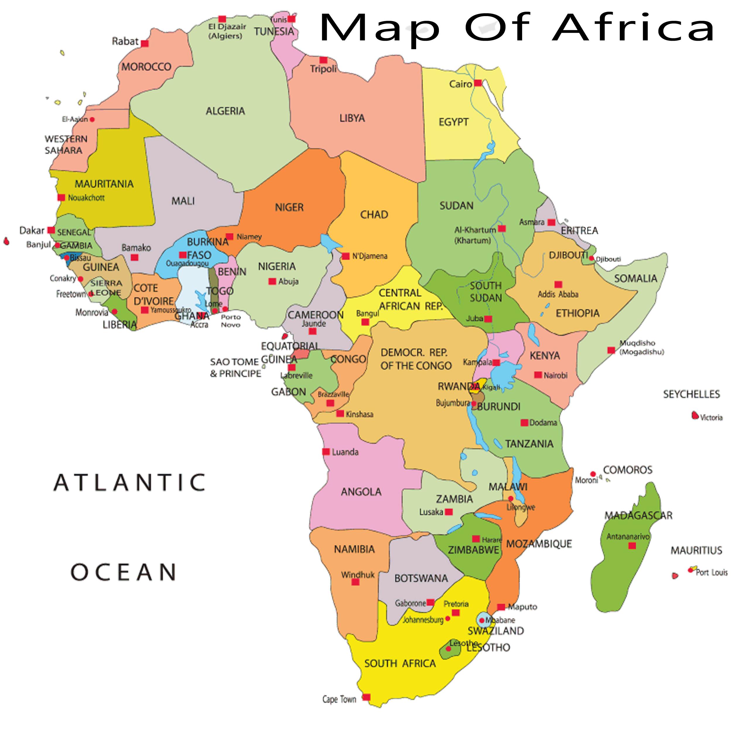 Outlook Africa Orientalreview
