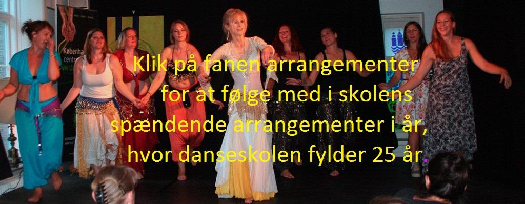 Danseskolebanner 25 år