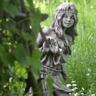"""Elfe Brünhild Waldbewohnerin - Elfe """"Brünhild"""" Waldbewohnerin"""