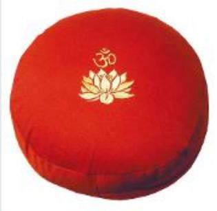Meditations- und Yogakissen rund