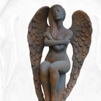 Engel Eloa Oxid - Engel Eloa auf Säule Edition Oxid