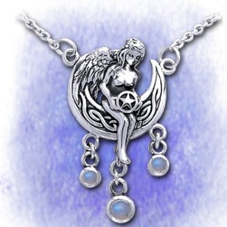 Collier Angels Gift of Magic aus 925-Silber