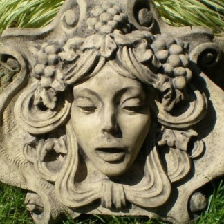 Relief Frau Jugendstil - Relief Frau Jugendstil
