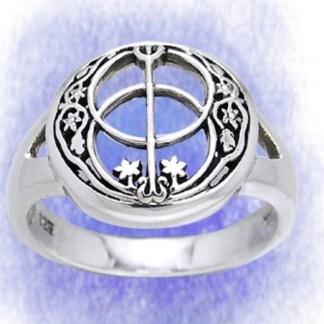 Ring Avalon aus 925-Silber