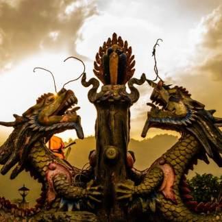 Welt der Drachen