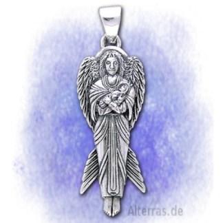 Anhänger Engel der Hoffnung aus 925-Silber
