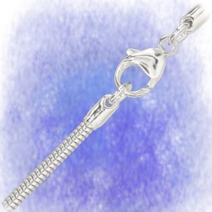 Kette Schlangenkette - 2,4mm aus 925-Silber
