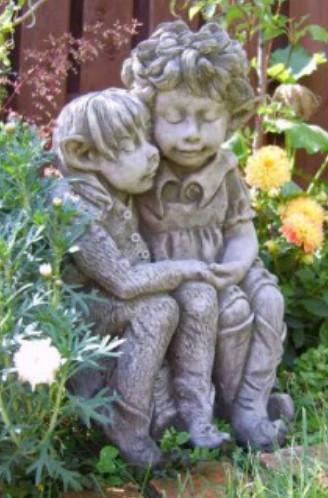 Elfenpaar Dandelion und Burdock © BY FIONA SCOTT2