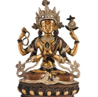 Avalokiteshvara 28cm