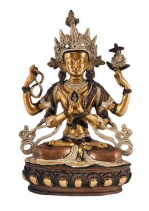 Avalokiteshvara 28cm2