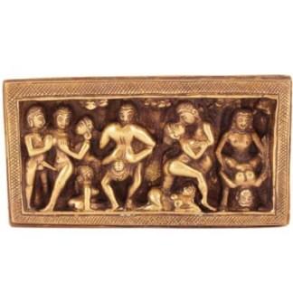 Kamasutra Relief 9 x 17cm