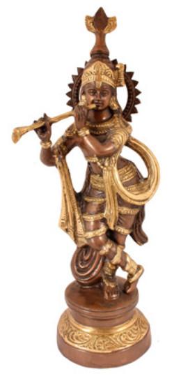 Krishna, stehend 40cm2